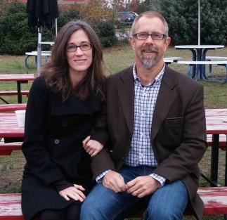 Howard and Melanie Wheeler